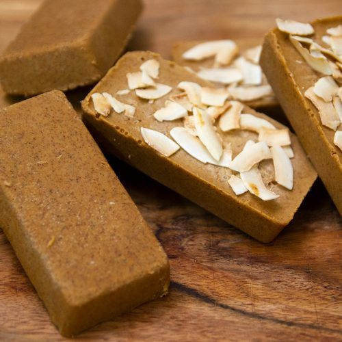 Almond Butter Keto Fat Bomb No Sweetener