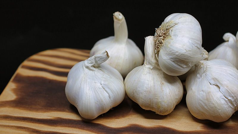 Whole Garlic Keto