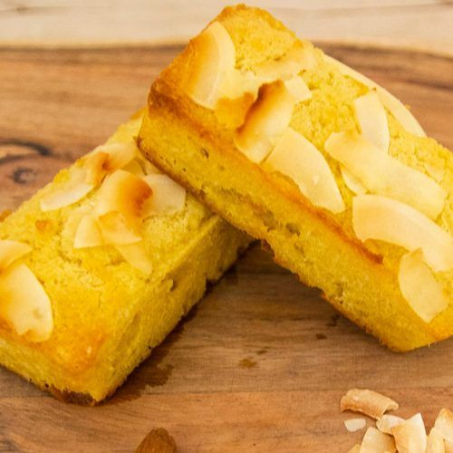 Coconut Almond Keto Cakes 2