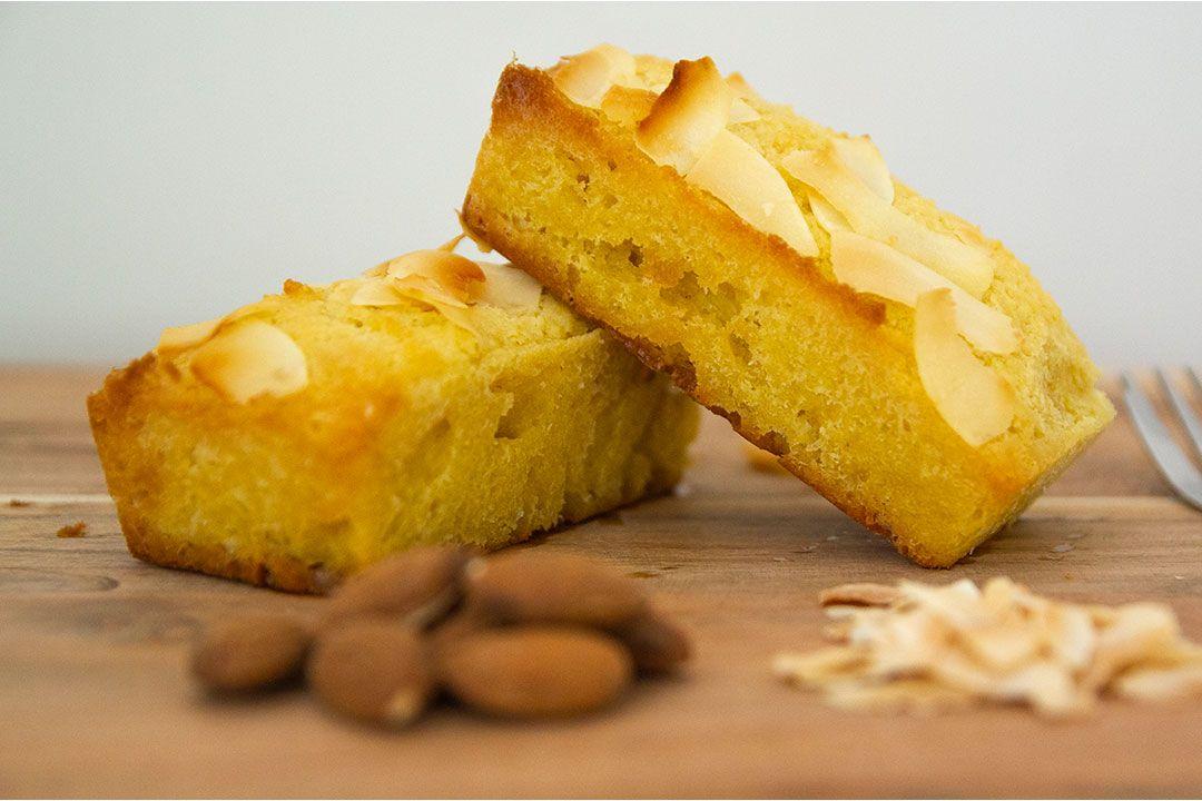 Coconut Almond Keto Cakes 1