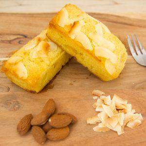 Coconut Almond Keto Cakes - Instagram