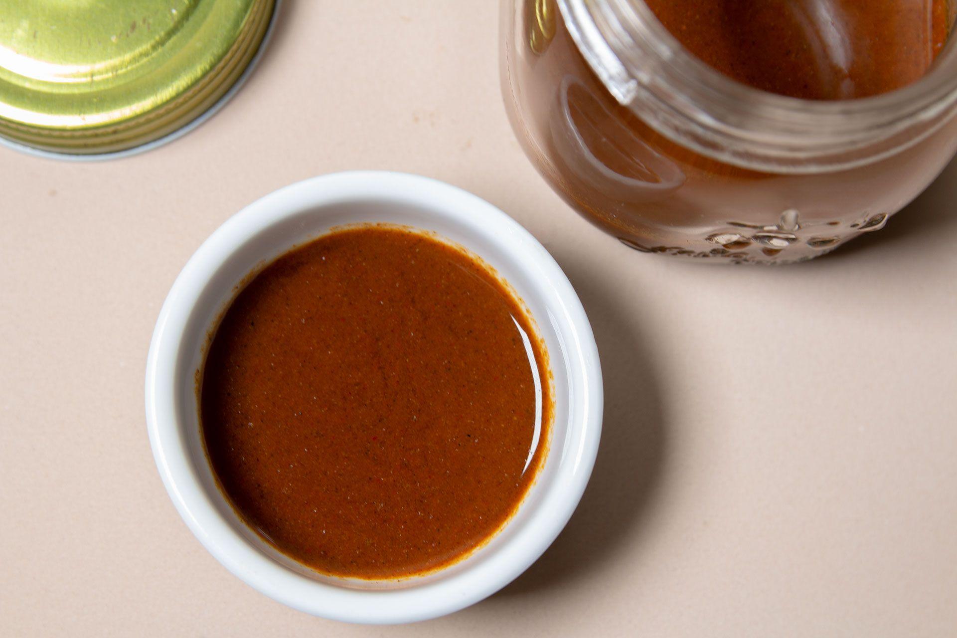 Keto Worcestershire Sauce 1