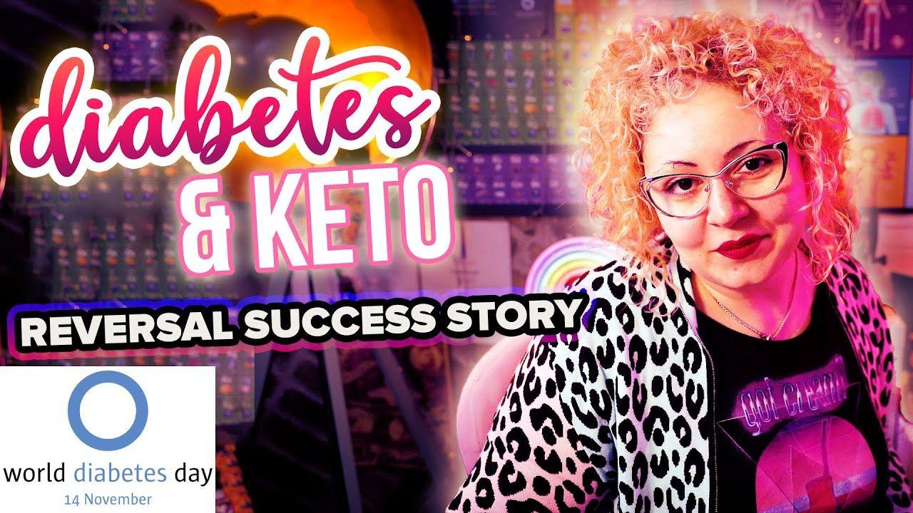 Can KETO Cure Diabetes Type 2? My Reversal Success Story #WorldDiabetesDay
