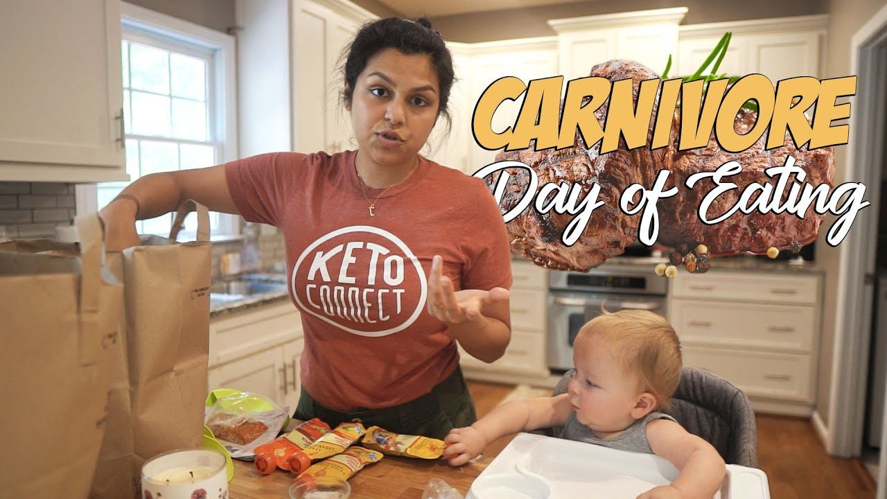 Carnivore Day of Eating | Active VS Passive Calorie Restriction