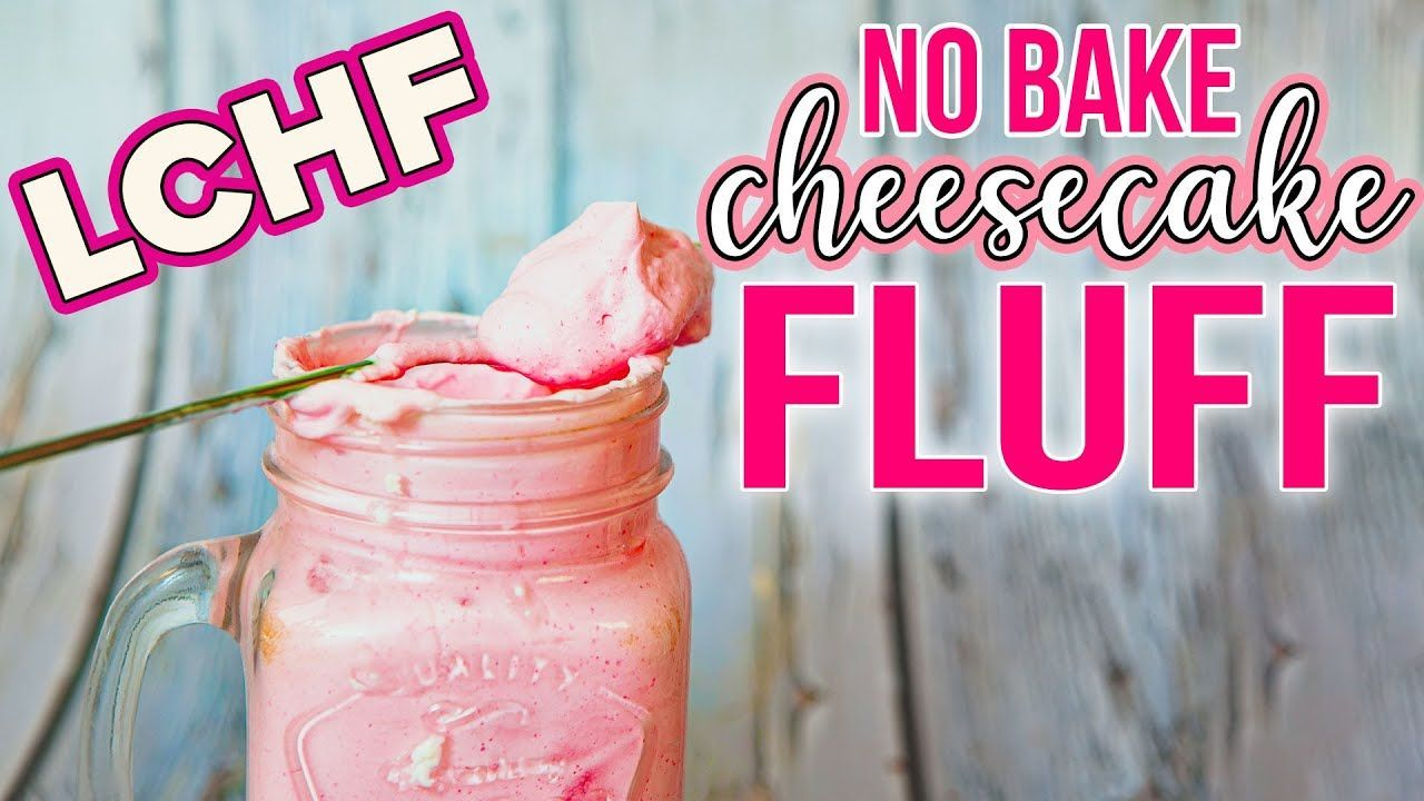 Cheesecake Fluff LOW CARB 🍨 1 minute 2 ingredients 🍧 Keto Desserts Recipe FAT BOMB SUGAR FREE