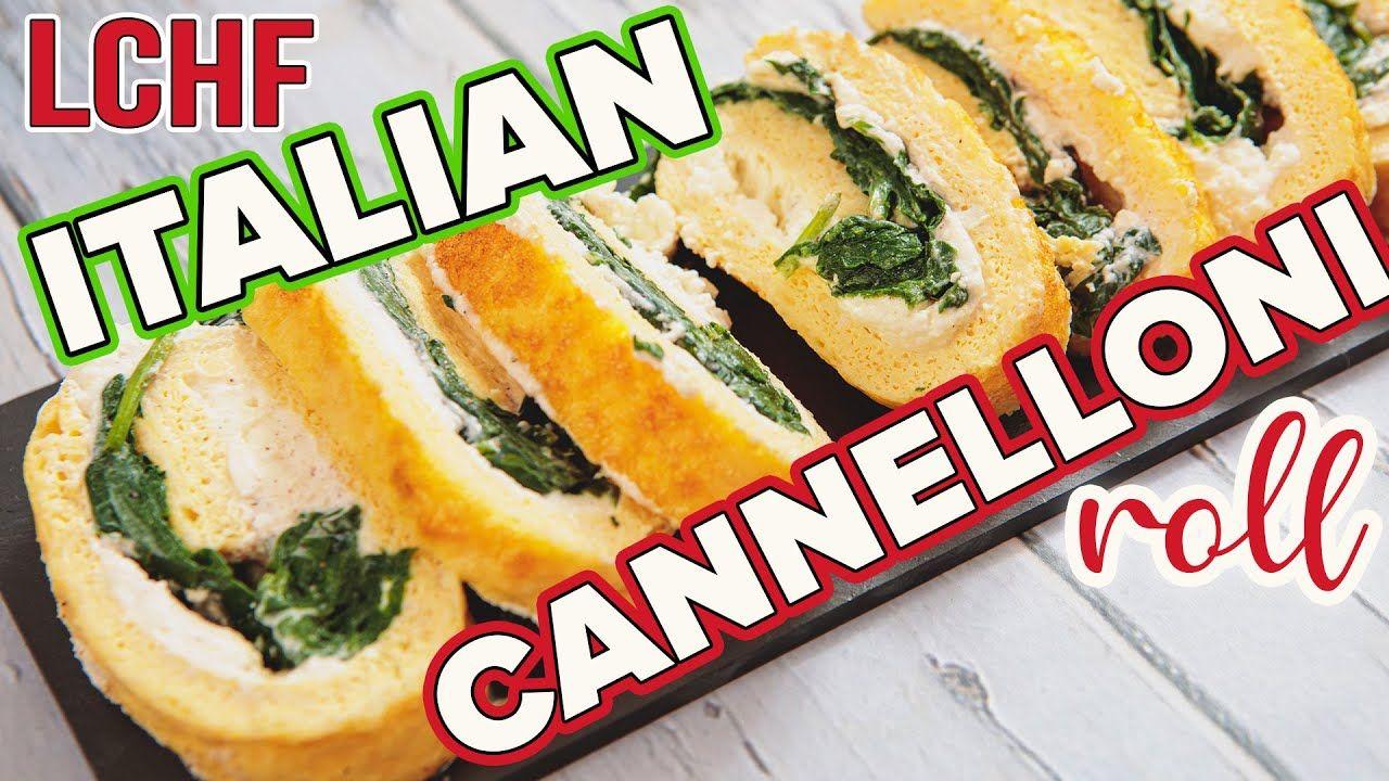 EASY Italian Frittata Roll LOW CARB Recipe 🌯 Keto Breakfast Snacks Recipes