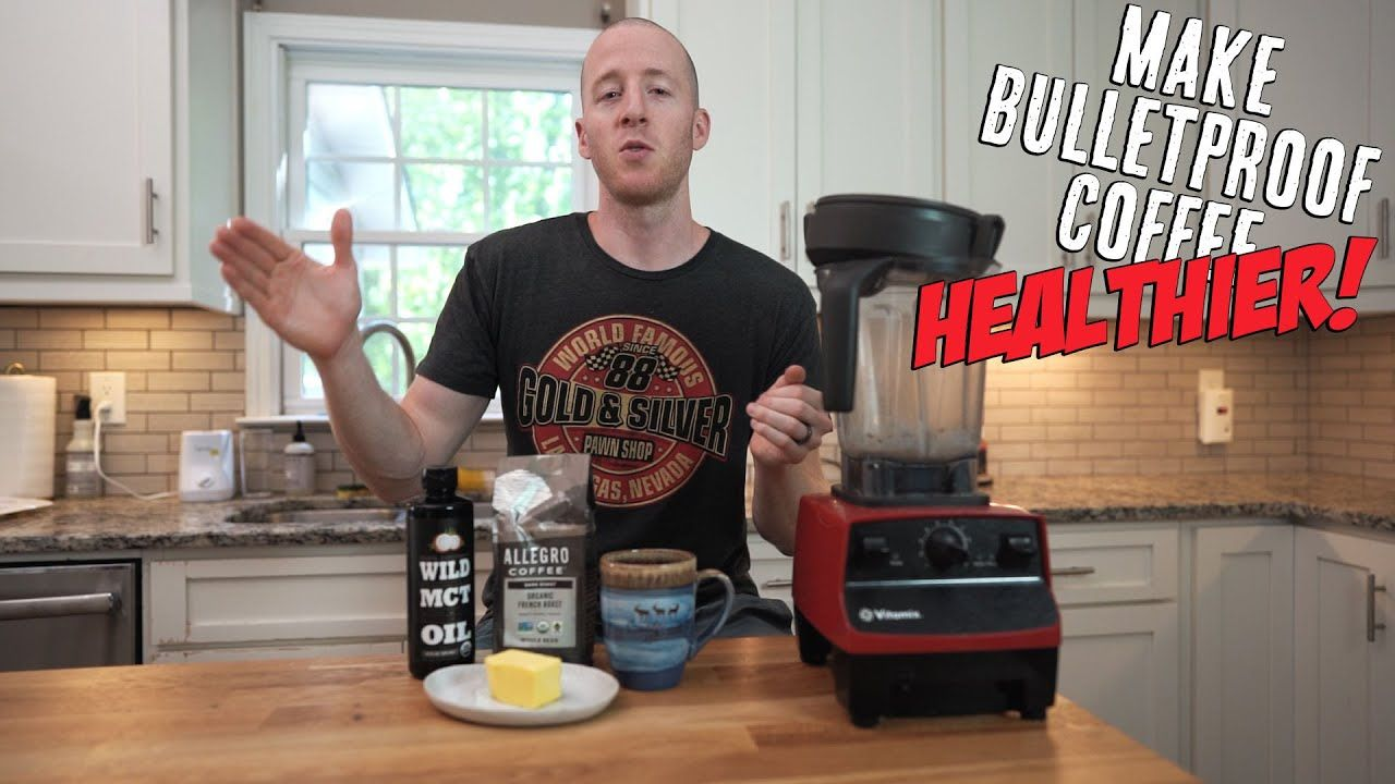 How to Make Bulletproof Coffee Healthier | 4 Recipes BETTER Than the Original