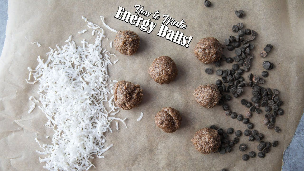 How to Make Keto Energy Balls in 5 Minutes!