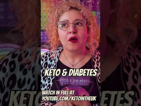 KETO & Diabetes 01 #worlddiabetesday