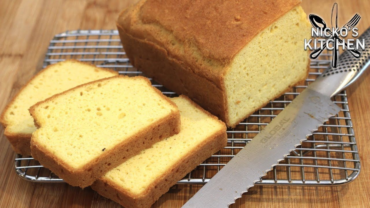 Keto Bread – Delicious Low Carb Bread – Soft with No Eggy Taste