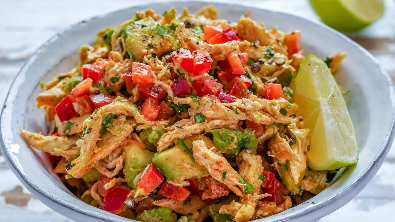 Keto Recipe – Venezuelan Chicken Salad