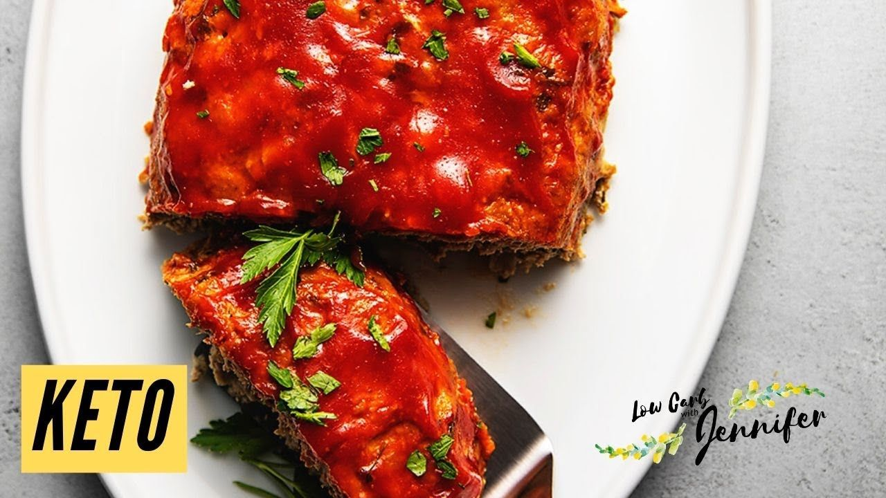 Keto Turkey Meatloaf | Keto Recipes