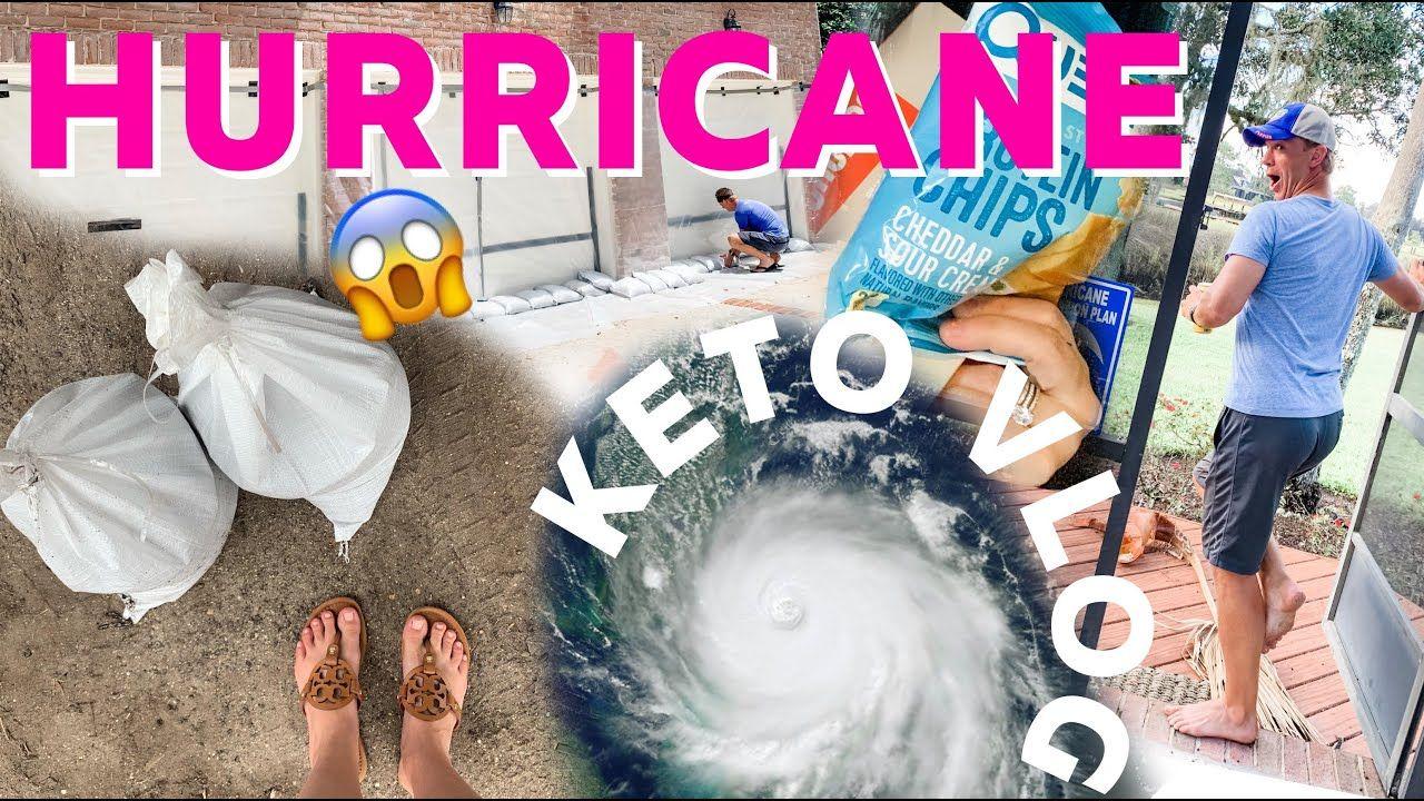Keto in a Hurricane! – What I Ate VLOG