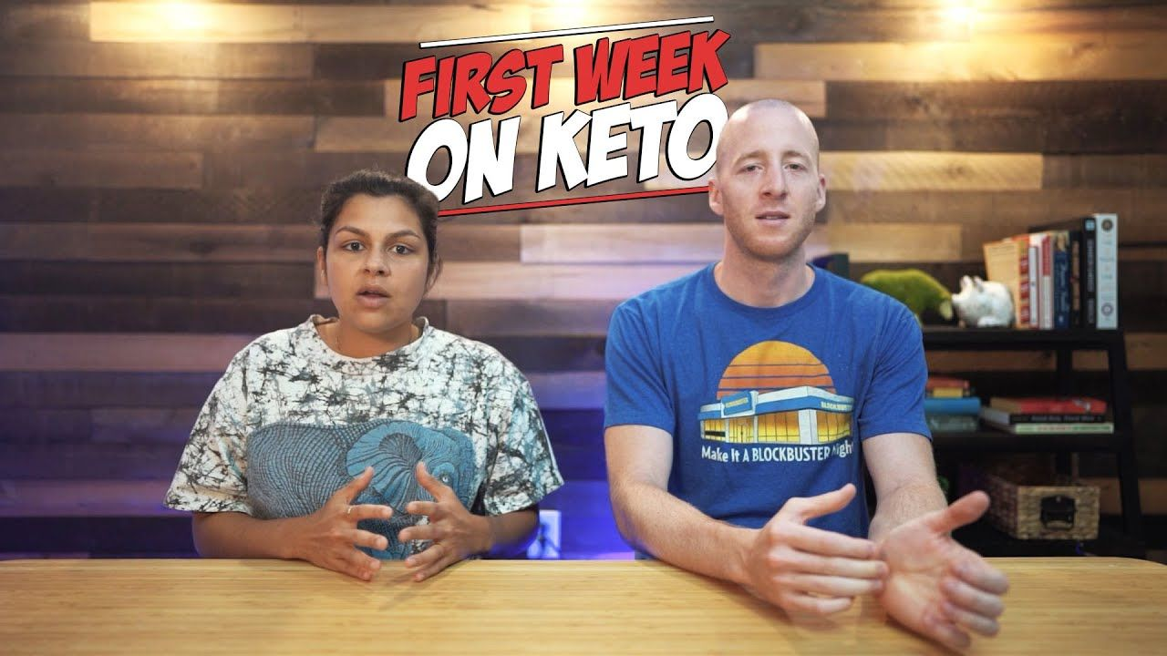 Starting Keto… What to Expect the First Two Weeks