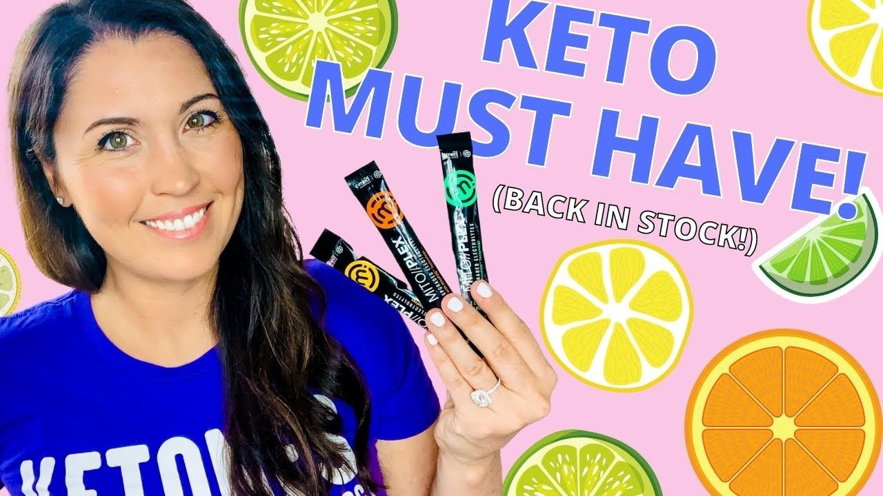 THE BEST Electrolyte EVER! How it's different 🍋 Why it's my fav for keto!