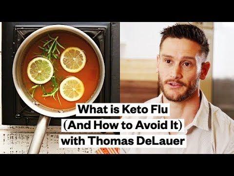 Thomas DeLauer on How to AVOID KETO FLU  | Thrive Market