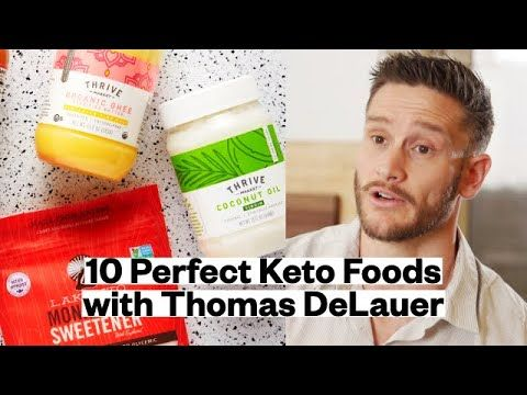 Top 10 Keto Foods + How To Use | Thrive Market