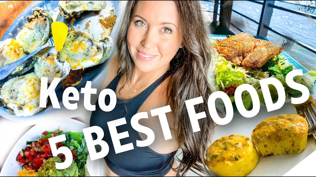 Top 5 Best Keto Foods To Eat for Fat Loss! | Keto Diet For Beginners