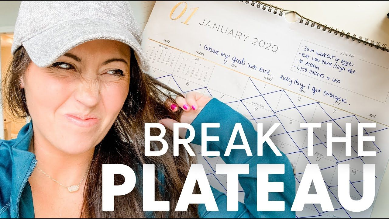 Top 5 Strategies to BREAK Your Keto Plateau!!