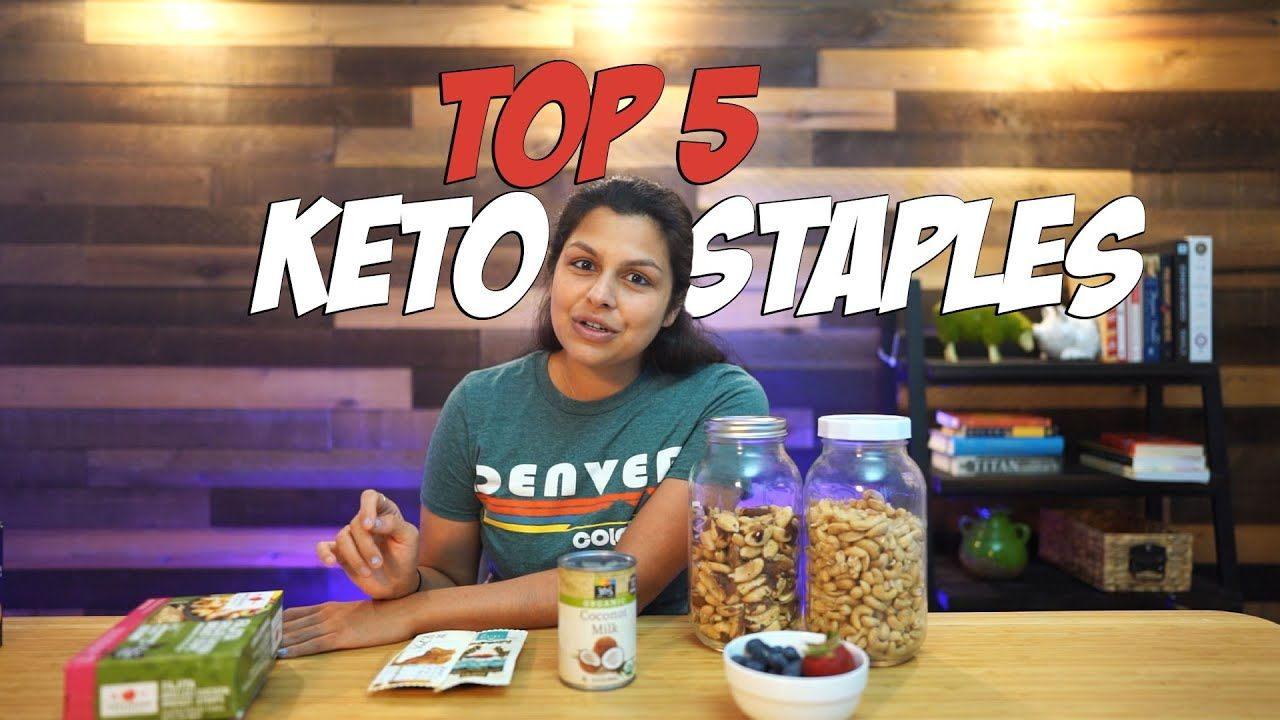 We Asked YouTuber's Their Top 5 KETO Staple Foods