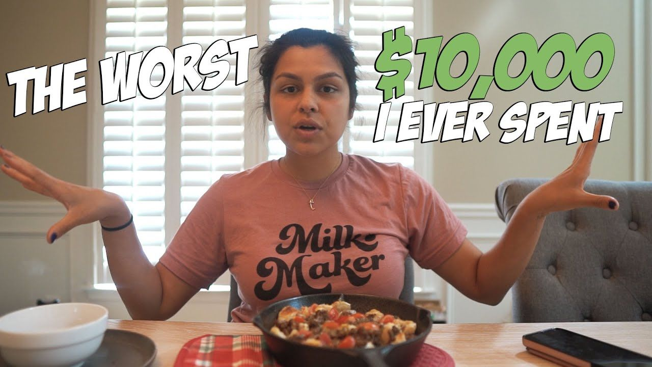 What I Eat in a Day on Keto | The Worst $10,000 I Ever Spent