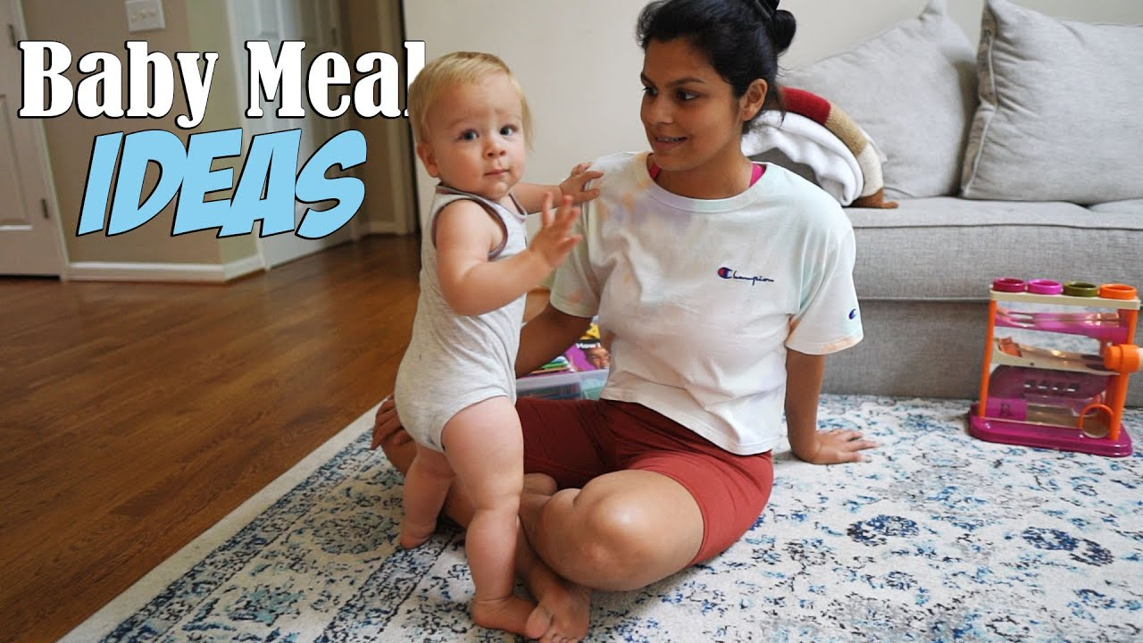 What My One Year Old Eats | Natural Foods and Baby-Led Weaning