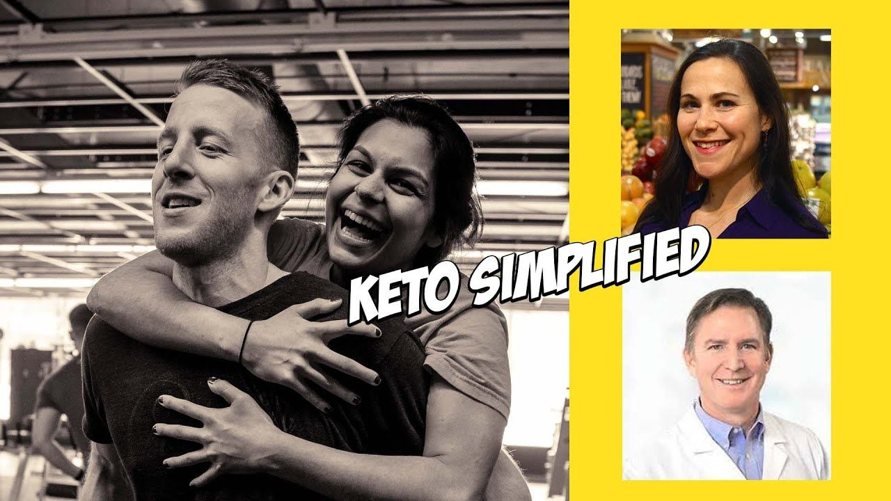 Keto Simplified | Dr. Eric Westman and Amy Berger