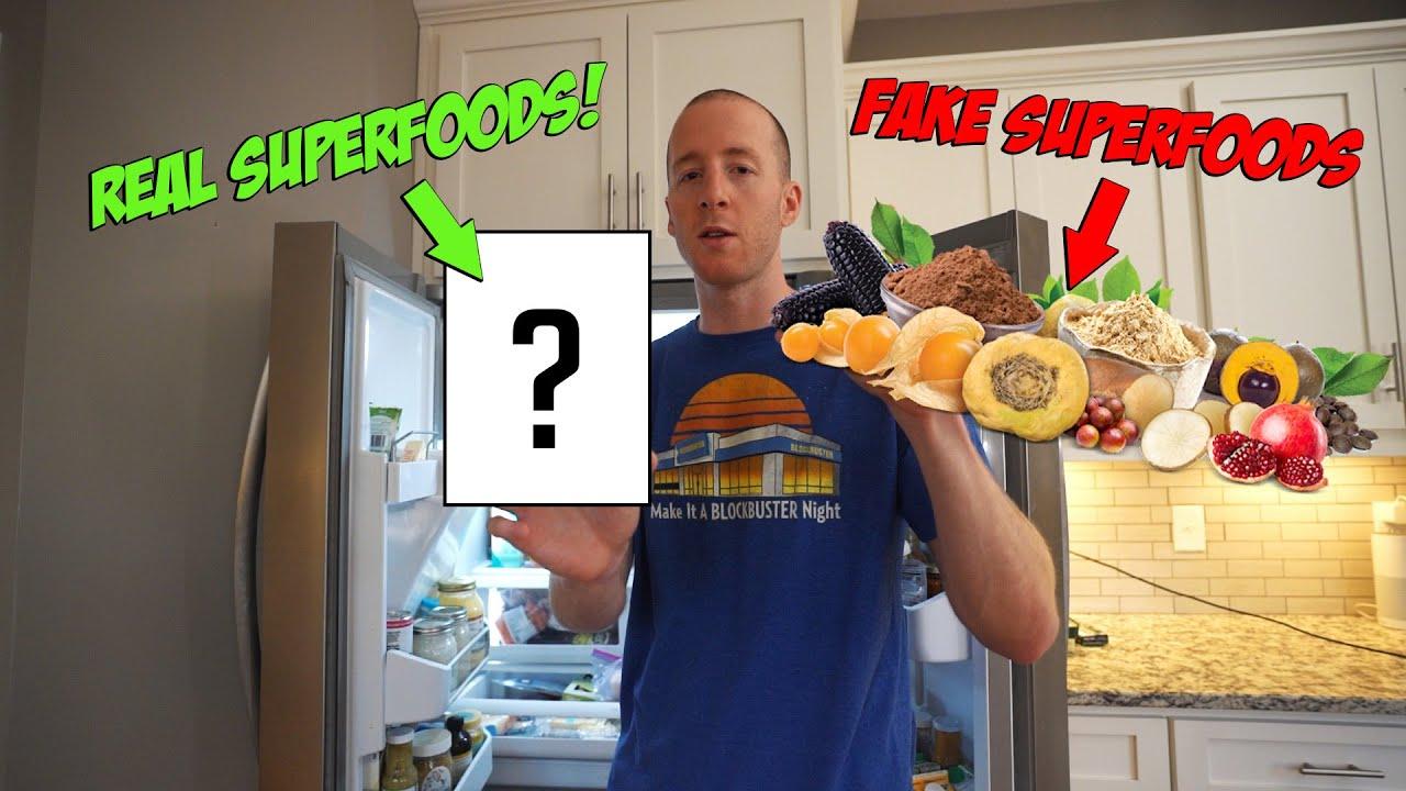 Top 10 Keto Super Foods… Stop Falling for Fake Super Foods