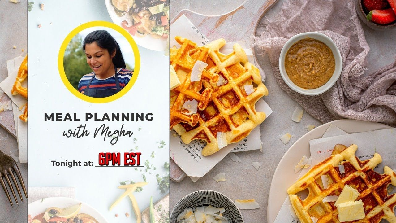 Keto Meal Planning With Megha – #30Under20 Challenge Starts TOMORROW!