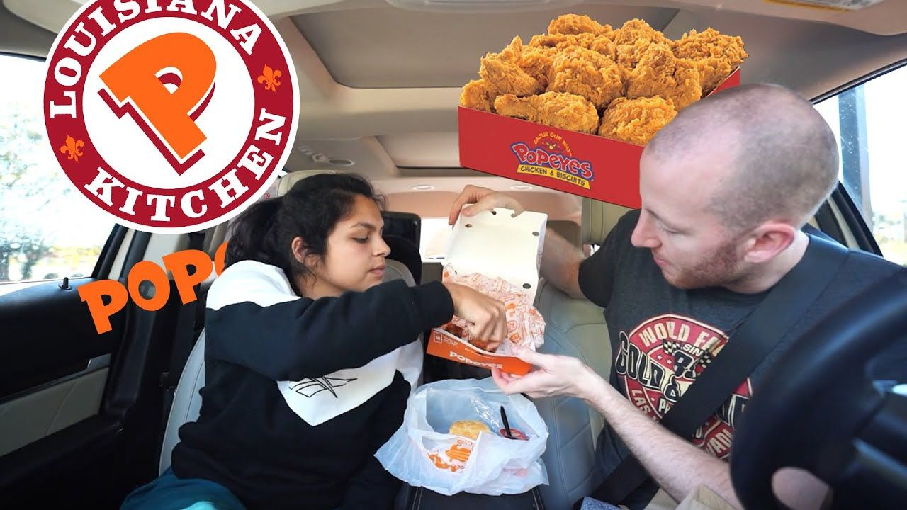 What to Order at Popeyes on a KETO Diet (Taste Test)