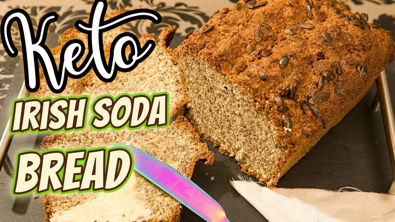Best KETO Bread Recipe 🍞 Irish soda bread Low Carb