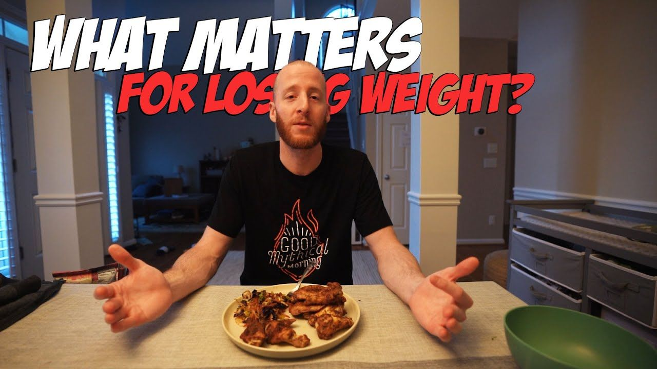 What REALLY Matters For Losing Weight | Day of Eating