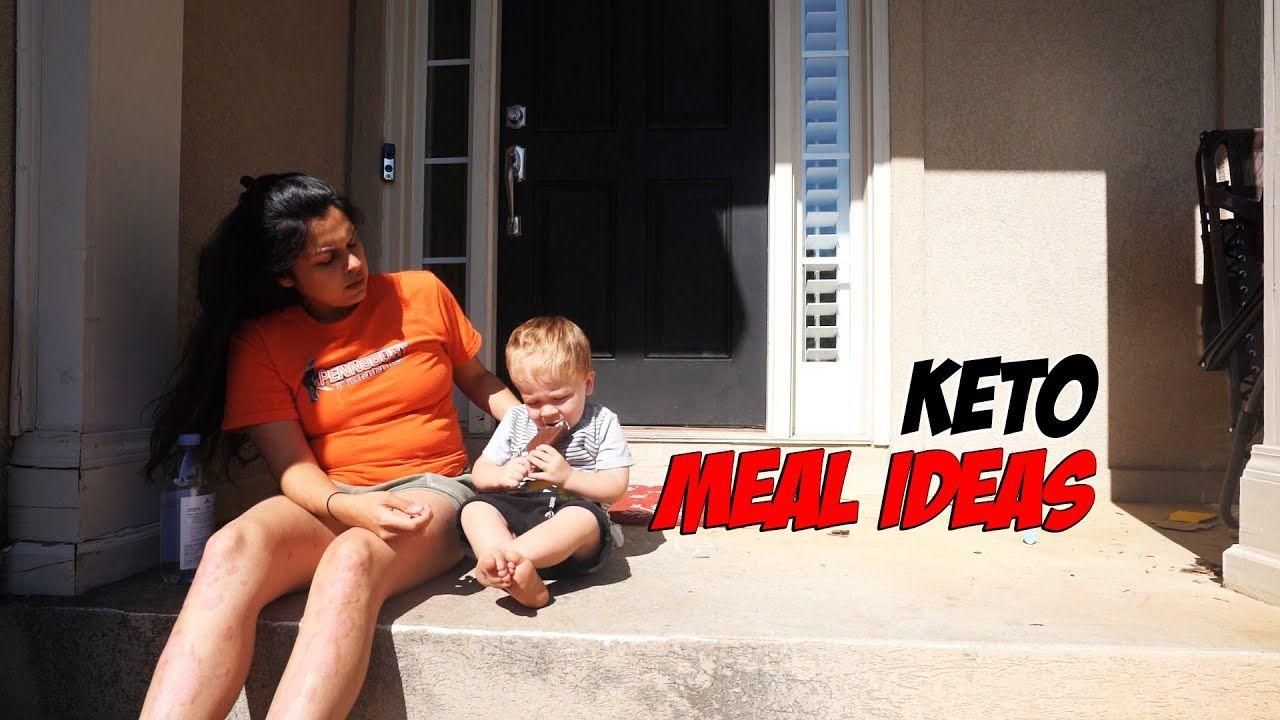 Creative Keto Meal Ideas | Trader Joe's | Day of Eating