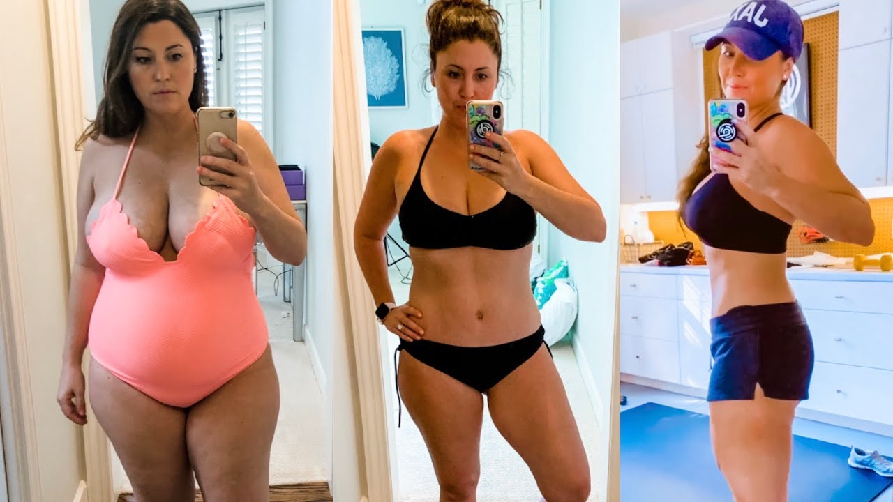 2021 Update – My 60 lb Transformation with Keto + Tummy Tuck (Before and After in Pictures)