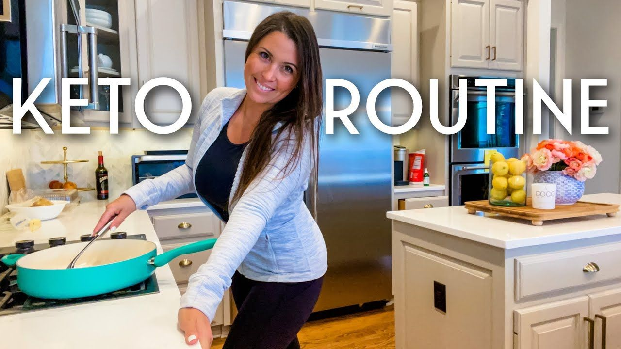 WHAT I EAT IN A DAY KETO | my daily keto routine!! *NEW VLOG*