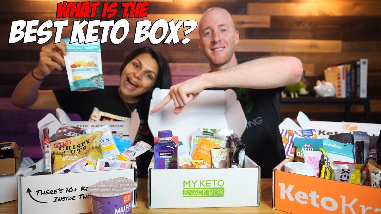 We Tried Every Keto Subscription Box | Which is the BEST?