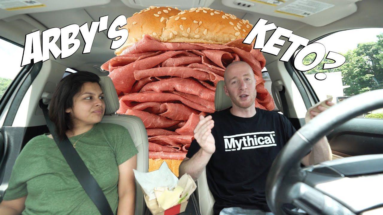 How Bad are Arby's Keto Options? Keto Fast Food Taste Test!