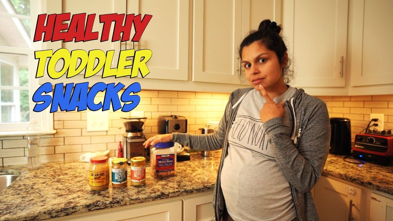 Our Favorite Healthy Toddler Snacks | Store Bought