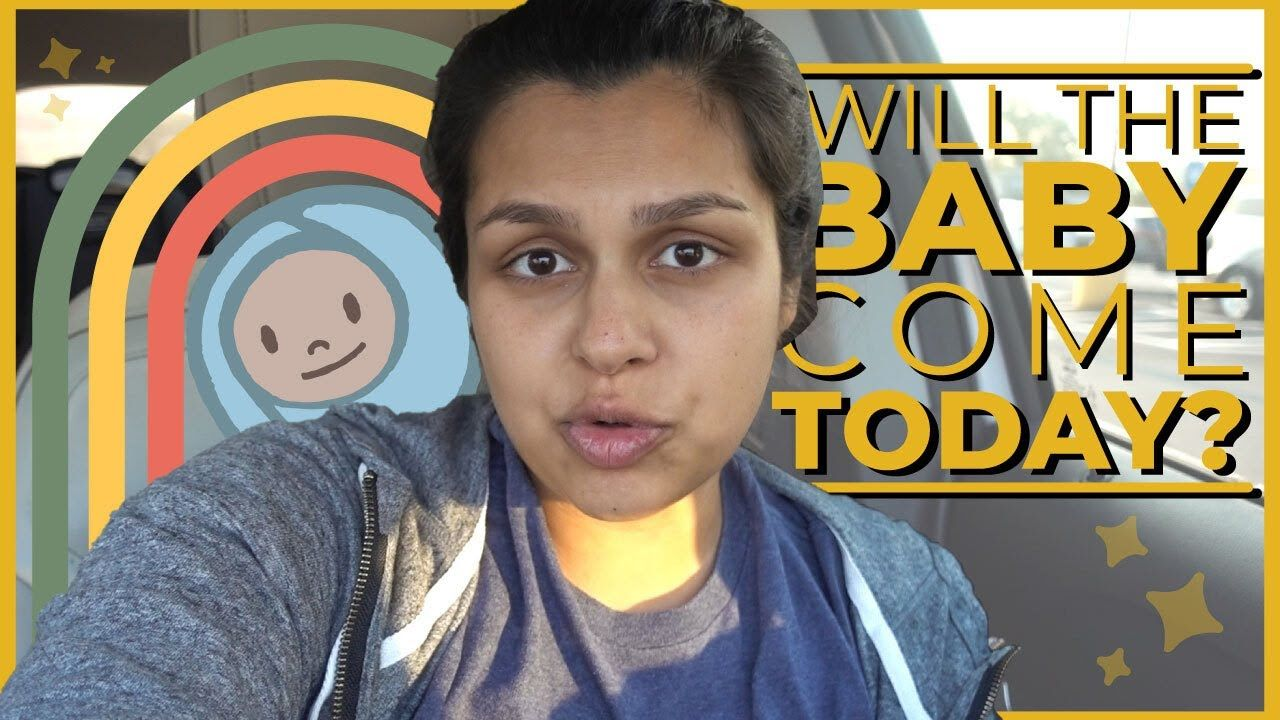 Will the Baby Come Today?? Pregnant Day of Eating