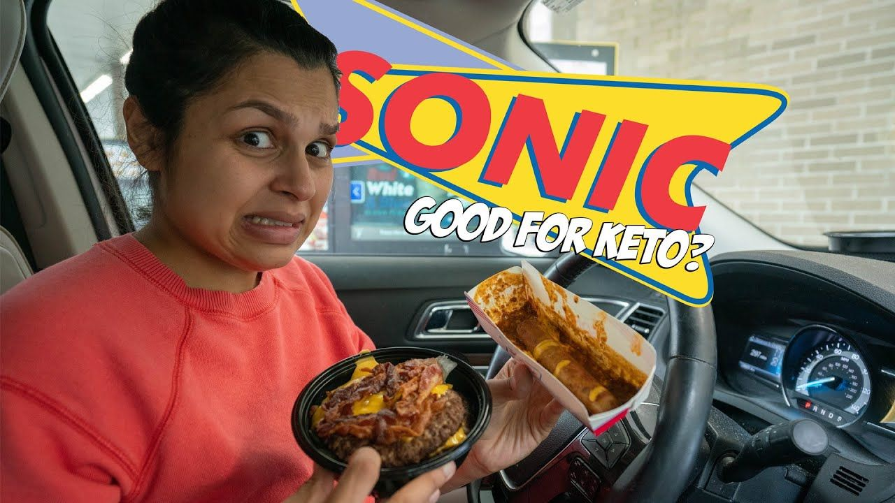 Keto at Sonic Drive In… Delightful or Disaster?