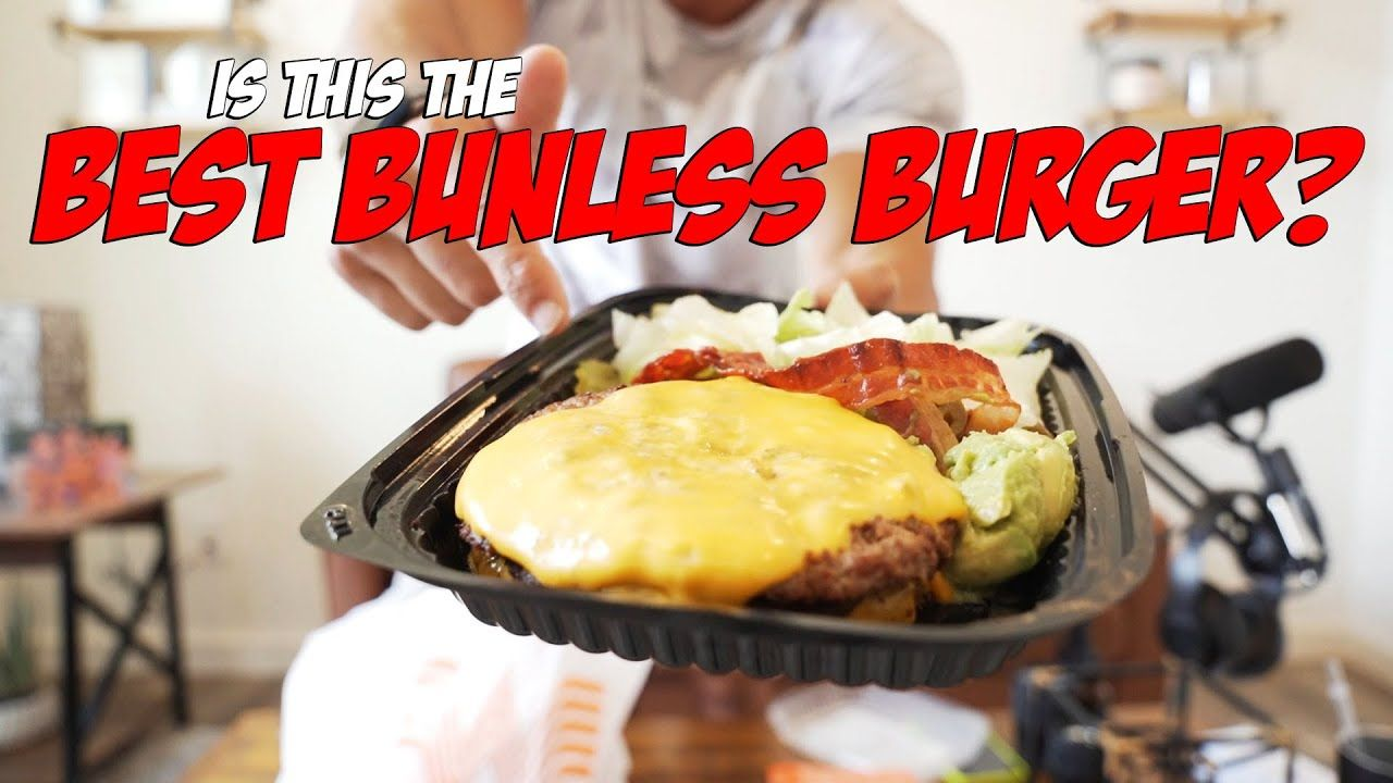 The Search For The BEST Bunless Burger… Must Try This One!