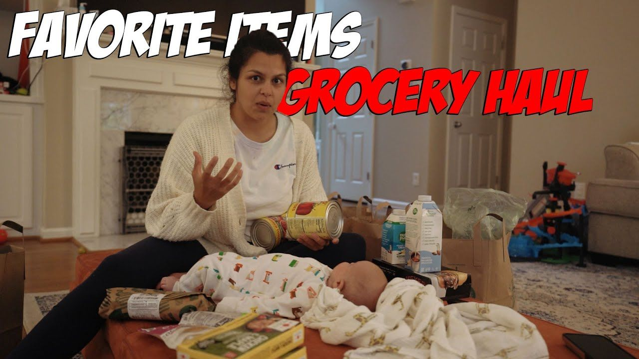 5 Tips to Start Eating Better | Favorite Healthy Items Grocery Haul